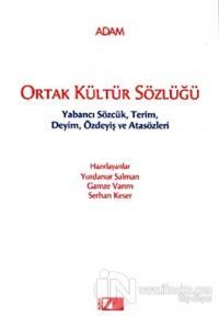 Ortak Kültür Sözlüğü