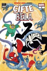Örümcek Adam & Venom: Çifte Bela - Sayı 4