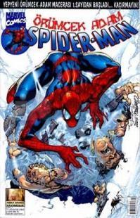 Örümcek AdamSayı: 1Spider-Man