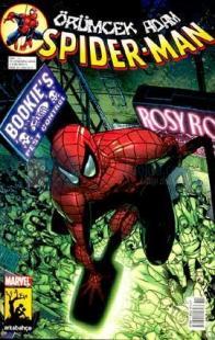 Örümcek Adam Spider-Man Sayı: 11 Hassas Konular