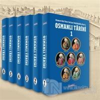 Osman Gazi'den Sultan Vahidüddin Han'a Osmanlı Tarihi (6 Kitap Kutulu Takım) (Ciltli)