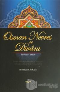 Osman Nevres ve Divanı