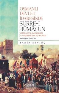 Osmanlı Devlet İdaresinde Surre-i Hümayun