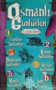 Osmanlı Günlükleri Seti (6 Kitap Takım Kutulu )