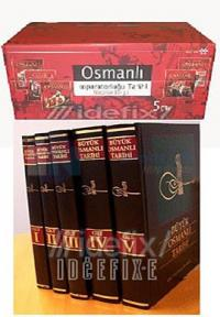 Osmanlı İmparatorluğu Tarih Seti 10 Cilt