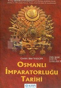 Osmanlı İmparatorluğu Tarihi