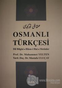 Osmanlı Türkçesi %5 indirimli Muhammet Yelten