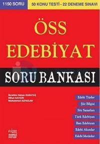 ÖSS Edebiyat Soru Bankası