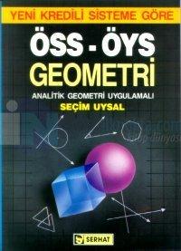 ÖSS-ÖYS Geometri Analitik Geometri Uygulamalı Yeni Kredili Sisteme Göre