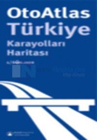 Otoatlas Otomobille Türkiye Karayolları Haritası