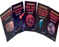 Otostopçu Dizisi 5 Kitap Takım %20 indirimli Douglas Adams