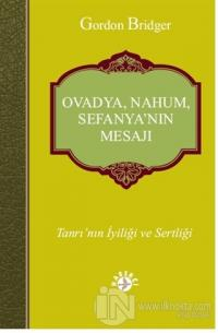Ovadya, Nahum, Sefanya'nın Mesajı