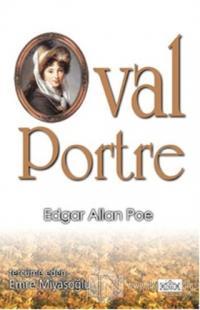 Oval Portre Edgar Allan Poe