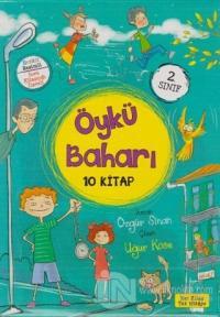 Öykü Baharı (10 Kitap Takım)