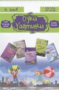 Öykü Yağmuru 4. Sınıf (10 Kitap Takım)