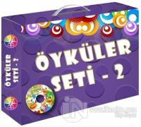 Öyküler Seti - 2 %25 indirimli Aziz Sivaslıoğlu