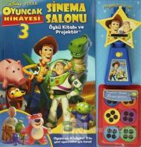 Oyuncak Hikayesi 3 - Sinema Salonu (Ciltli)