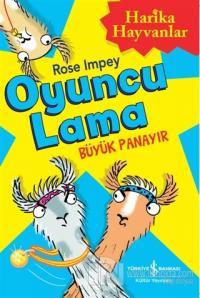 Oyuncu Lama - Büyük Panayır Rose İmpey