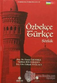 Özbekçe Türkçe Sözlük (Ciltli)
