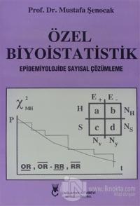 Özel Biyoistatistik %10 indirimli Mustafa Şenocak
