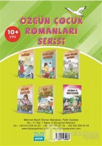 Özgün Çocuk Romanları Serisi (6 Kitap)