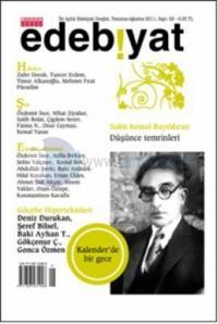 Özgür Edebiyat Dergisi Sayı: 28