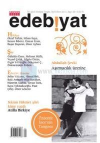 Özgür Edebiyat Dergisi Sayı: 29