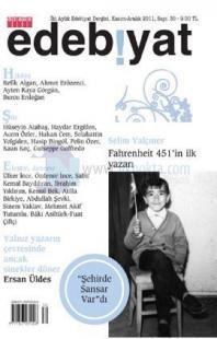 Özgür Edebiyat Dergisi Sayı: 30