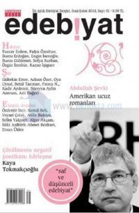 Özgür Edebiyat Dergisi Sayı: 31