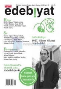 Özgür Edebiyat Dergisi Sayı: 33