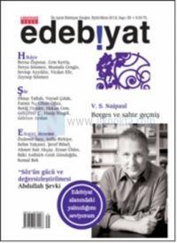 Özgür Edebiyat Dergisi Sayı: 35