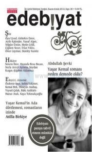 Özgür Edebiyat Dergisi Sayı: 36