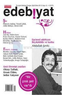 Özgür Edebiyat Dergisi Sayı: 41