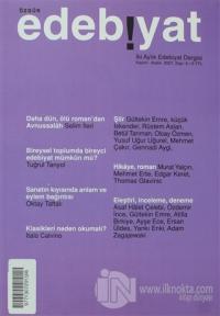 Özgür Sayı: 6 İki Aylık Edebiyat Dergisi