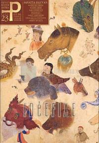 P Dünya Sanatı Dergisi Sayı: 23Sanatta Hayvan