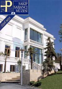 P Dünya Sanatı Dergisi Sayı: 25Sakıp Sabancı Müzesi (Özel Sayı)