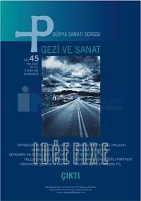 P Dünya Sanatı Dergisi Sayı: 45Gezi ve Sanat Kolektif