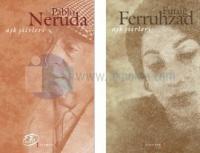 Aşk Şiirleri - Pablo Neruda - Furuğ Ferruhzad (2 Kitap)