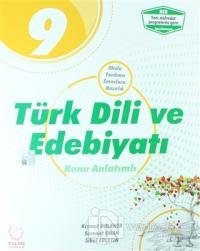 2019 9. Sınıf Türk Dili ve Edebiyatı Konu Anlatımlı