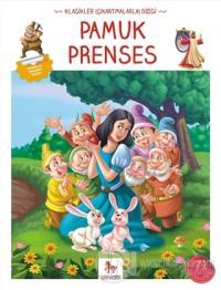 Pamuk Prenses - Klasikler Çıkartmalarla Dizisi