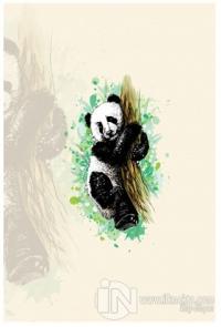 Panda Defter Ciltli