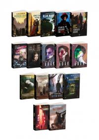 İthaki Pangea Kitaplığı 16 Kitap Takım