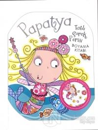 Papatya Tatlı Çörek Rerisi Boyama Kitabı (Ciltli)