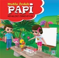 Papi Renkleri Öğreniyor - Mutlu Ördek
