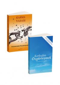 Paramahamsa Prajnanananda 2 Kitap Takım