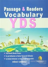 Passage & Readers Vocabulary YDS %10 indirimli Oğuz Canbaz