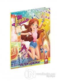 Paten Aşkına! - Disney Soy Luna  1