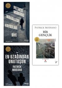 Patrick Modiano 3 Kitap Takım