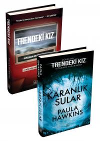 Paula Hawkins 2 Kitap Takım