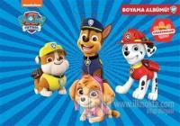 Paw Patrol Boyama Albümü